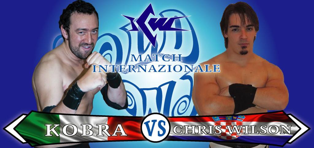 KOBRA vs CHRIS WILSON