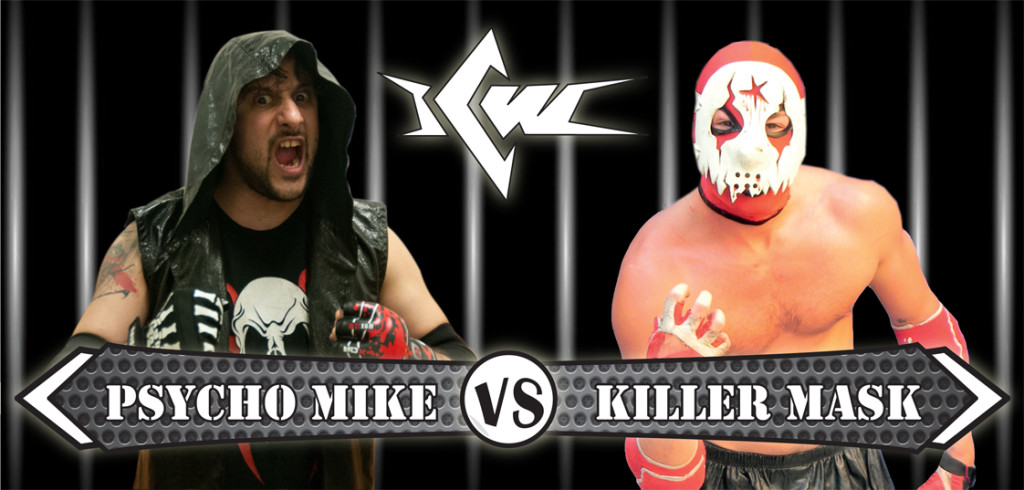 PSYCHO MIKE vs KILLER MASK