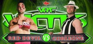 Red Devil vs Alessandro Corleone