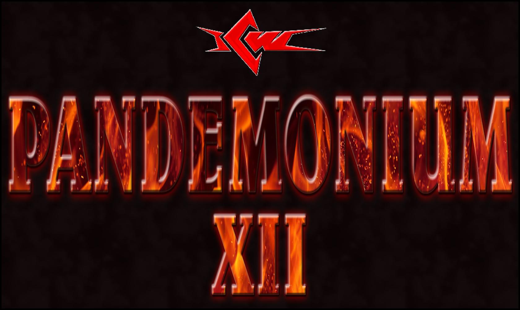 Prevendita Online: ICW Pandemonium XII – Gussago (BS) – 30.11.2013