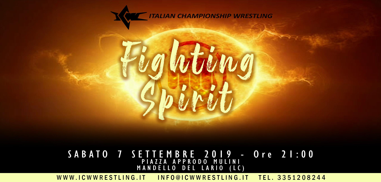 Risultati di ICW Fighting Spirit 2019: il leggendario Puck torna sul ring, mentre Lenders e Mori si portano in vantaggio sulla Casta