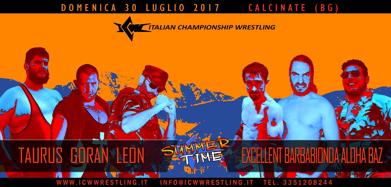 Chi sfiderà Alessandro Corleone a ICW Summertime?