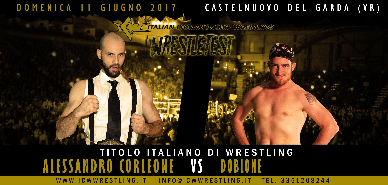 La ICW torna in Veneto con WrestleFest: la Card Completa degli incontri dell'11 giugno a Castelnuovo del Garda!