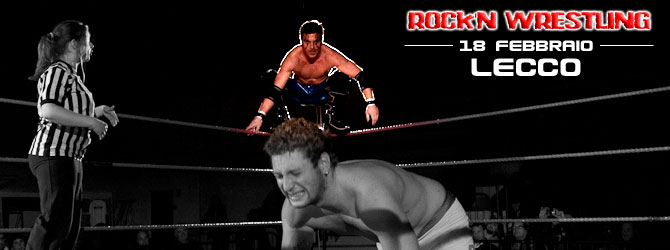 Ritorna il Rock & Wrestling: Nemesi sfida Kobra!