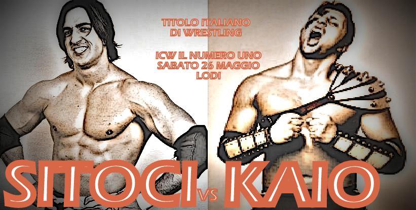 SITOCI vs KAIO: Scontro tra Titani!!!