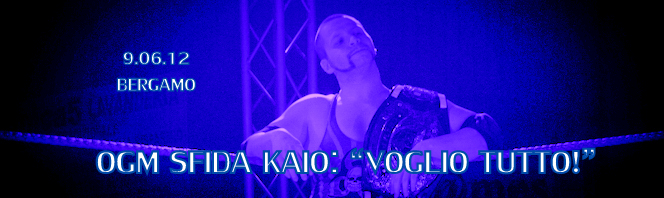 "OGM sfida Kaio: ""Voglio tutto!"""