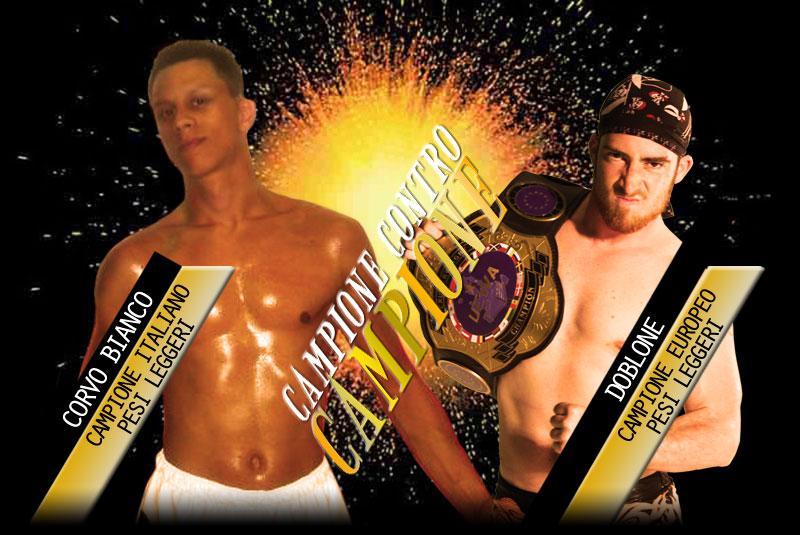 Campione contro Campione: Doblone vs Corvo a ICW Big Bang!!!