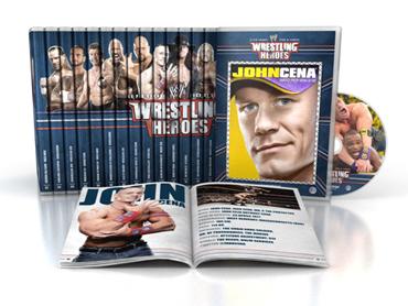 WRESTLING HEROES: la nuova collana di DVD sul Wrestling.