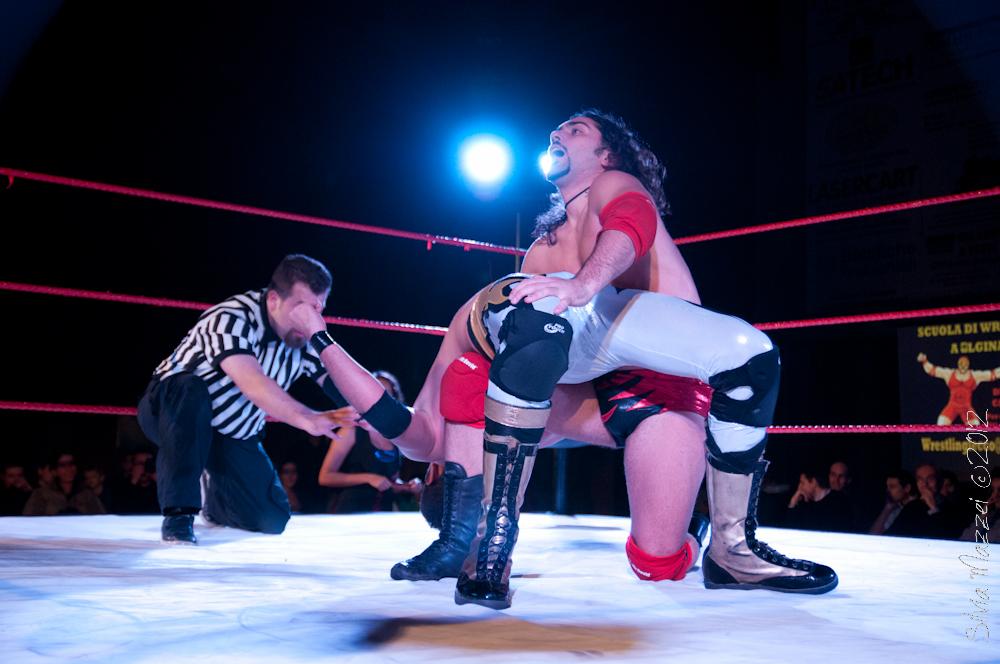 Sabato 16 febbraio: tutti a Saronno per ICW Wrestlerama!!!