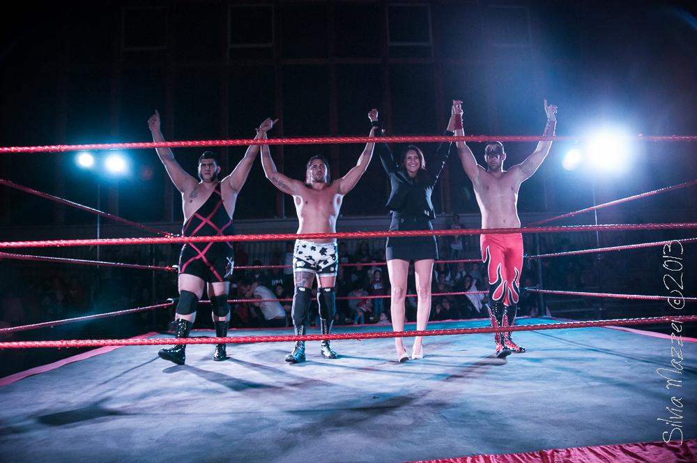 Guerra Civile 2013: Gli Eroi del Ring sbaragliano L'Esecutivo! I Risultati Ufficiali della serata!