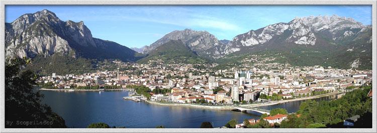 """""""Quel ramo del Lago di Como che volge a mezzogiorno…"""""""