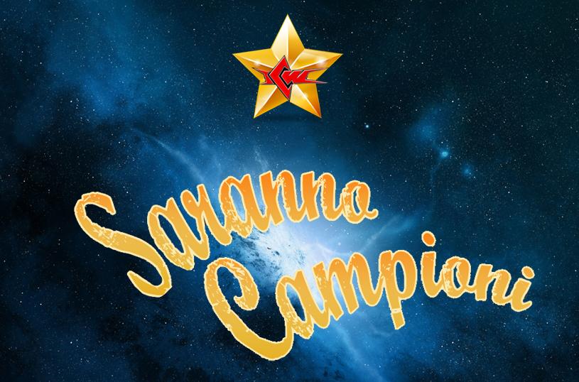 Logo Saranno Campioni