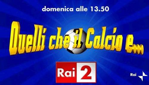 La ICW questa domenica su Rai Due a Quelli Che Il Calcio!