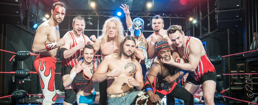 Quelli che il Wrestling – La ICW su Rai Due