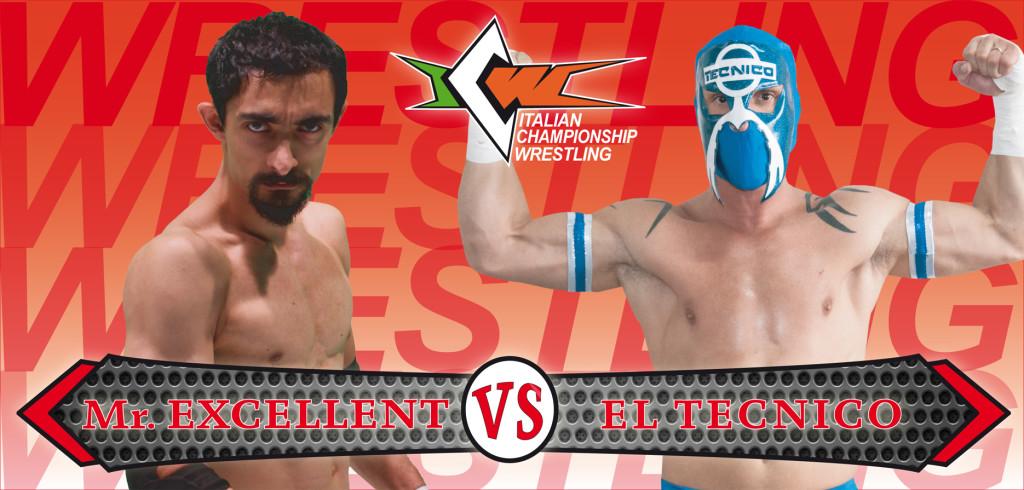 MR. EXCELLENT vs EL TECNICO