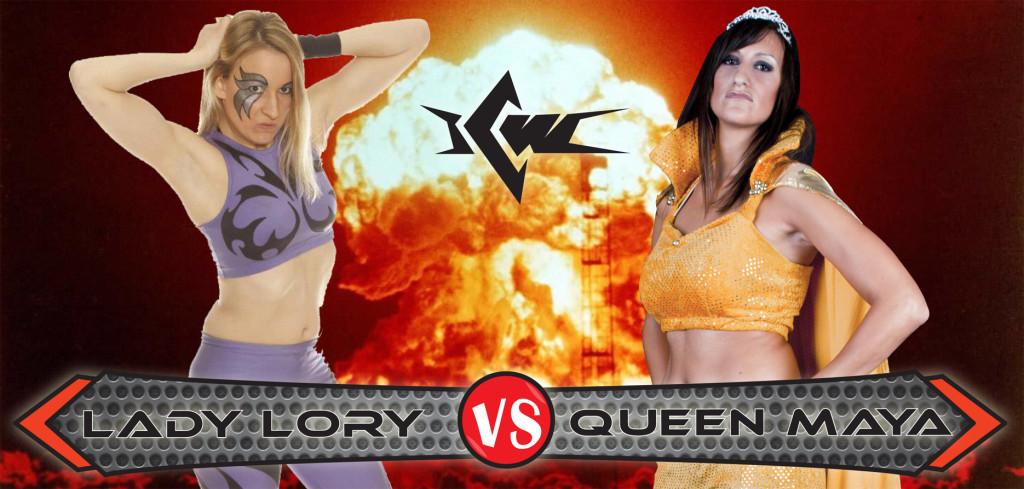 Lady Lory VS Queen Maya