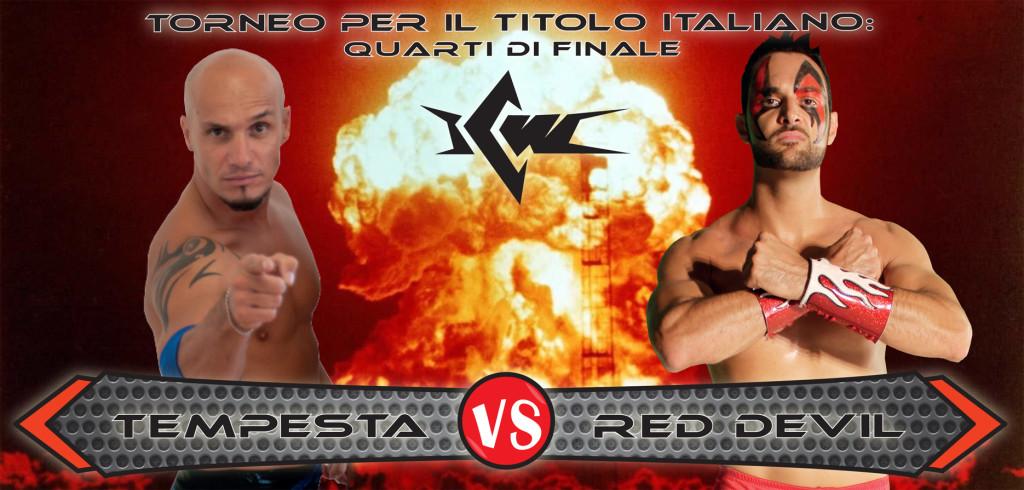 Tempesta VS Red Devil