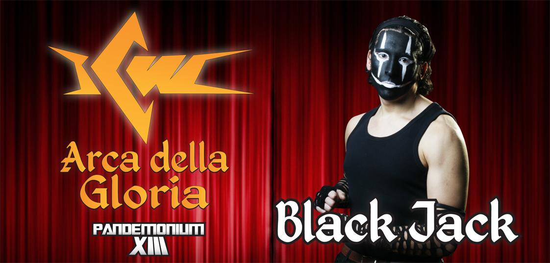 Il Fante Nero Volta la Carta: Black Jack nell'Arca di Gloria ICW