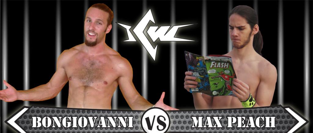 BONGIOVANNI vs MAX PEACH