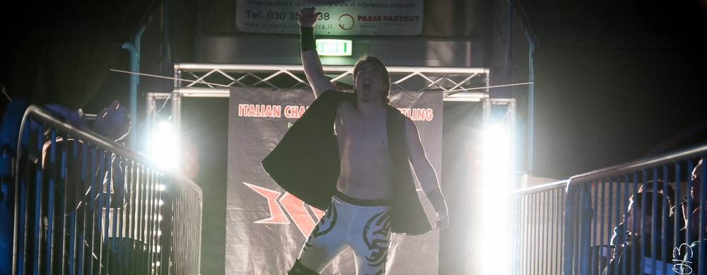 ICW Cold War: Ritorna Chris Wilson!