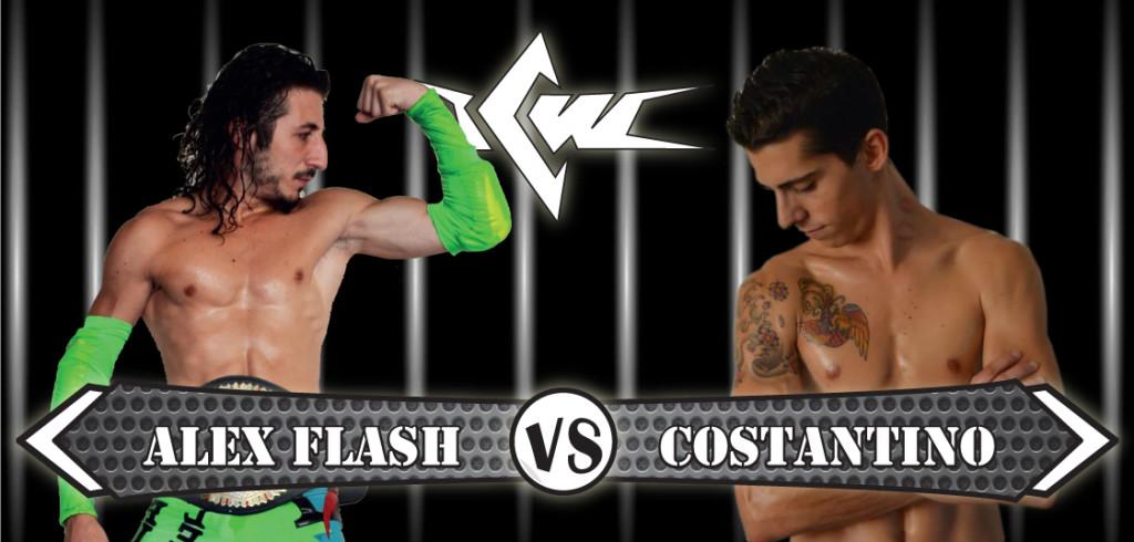FLASH vs COSTANTINO