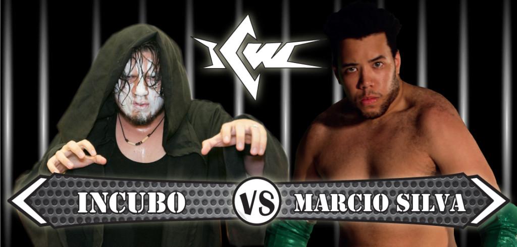 INCUBO vs MARCIO SILVA