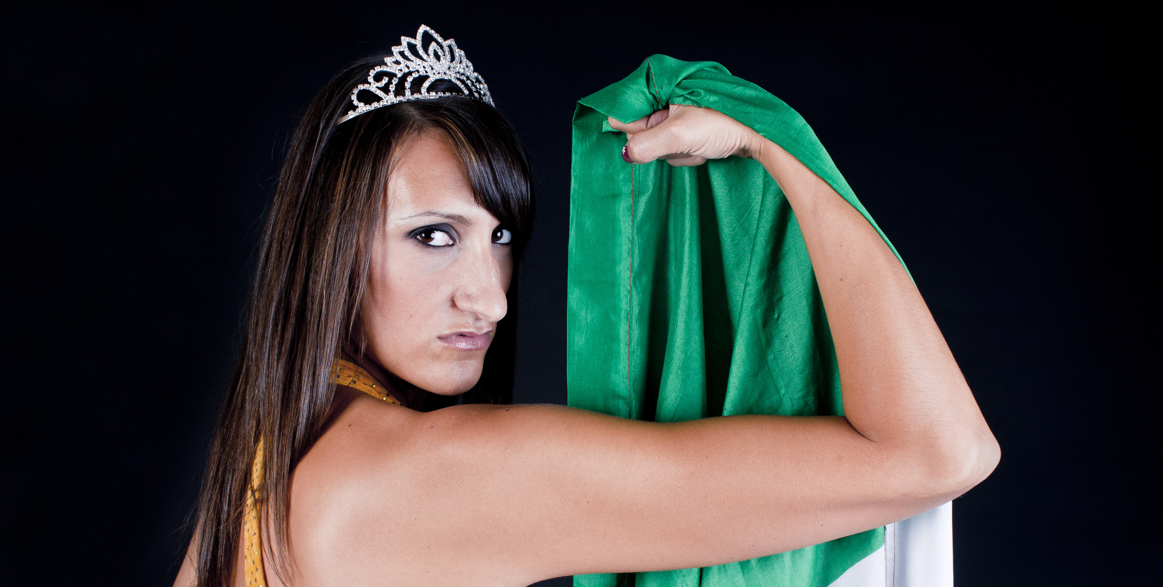 Queen Maya riceve un Tryout WWE