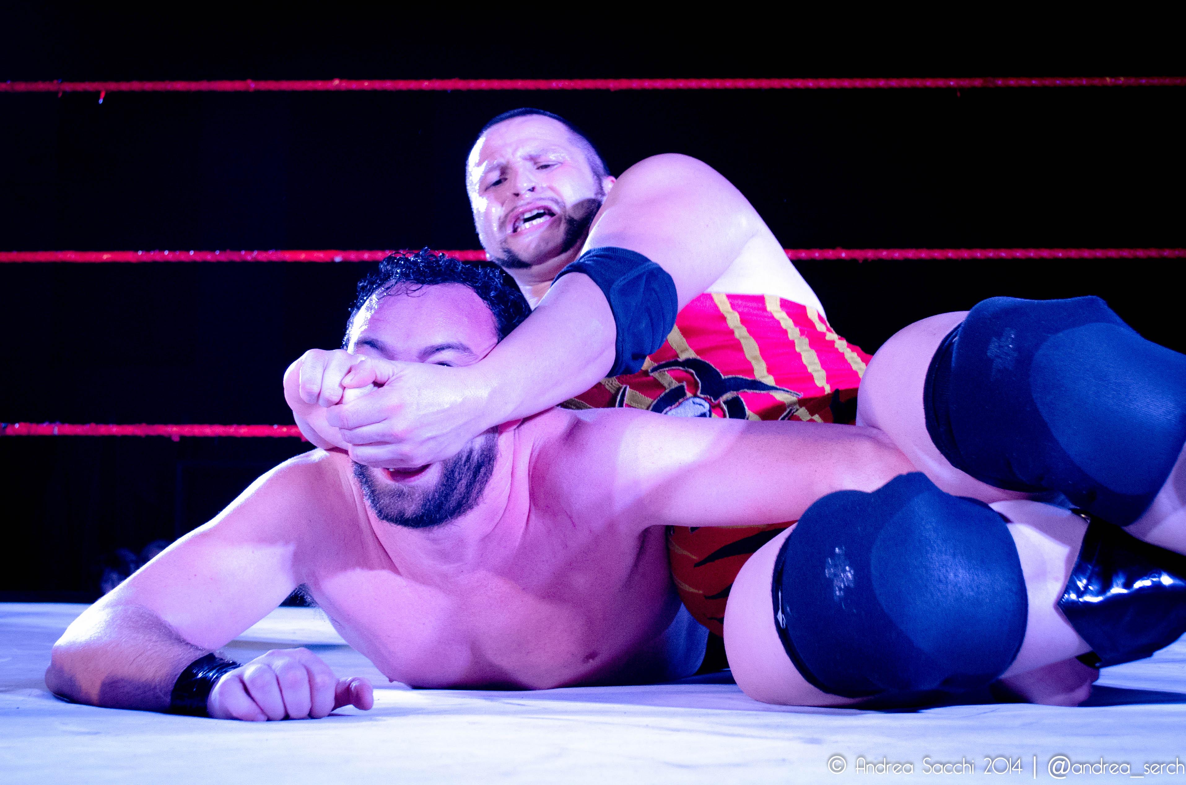 Sempre più Indistruttibile: OGM nuovo Campione Italiano di Wrestling!