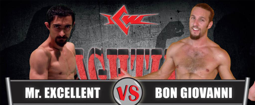 Mr. EXCELLENT vs BON GIOVANNI