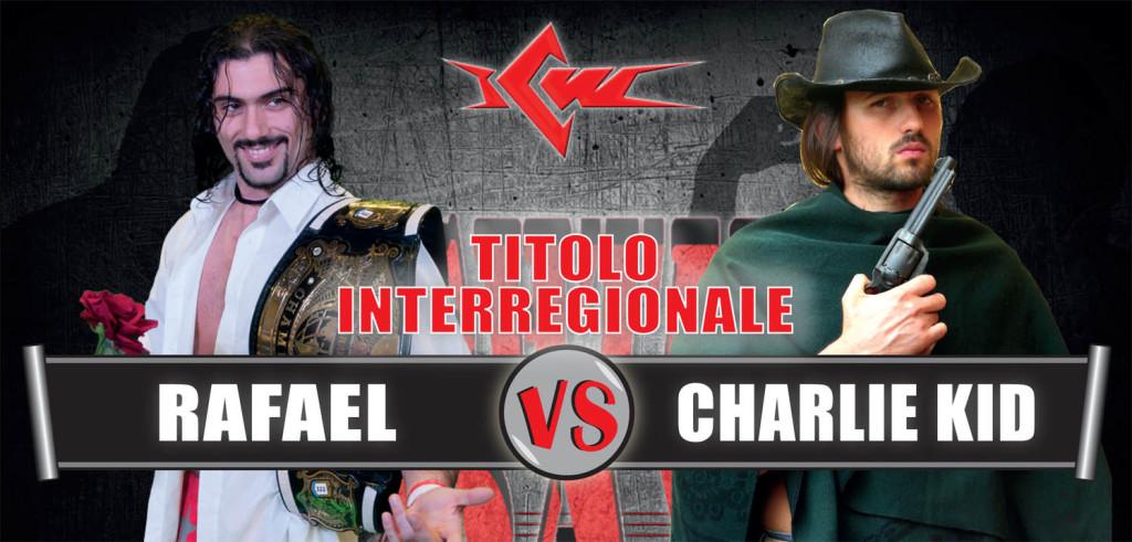 RAFAEL vs CHARLIE