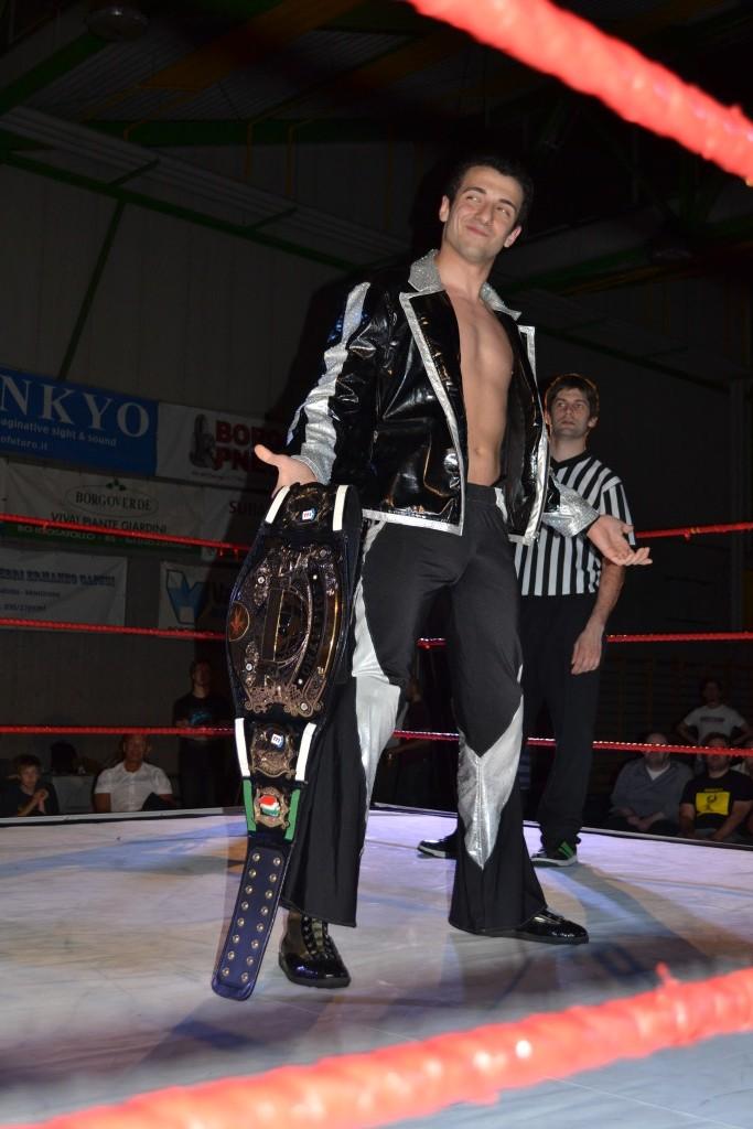 Andy Maner cintura ring
