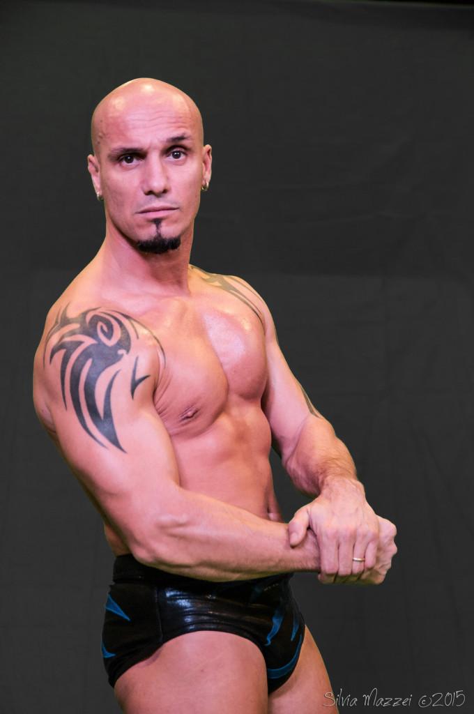 icw lottatore Tempesta