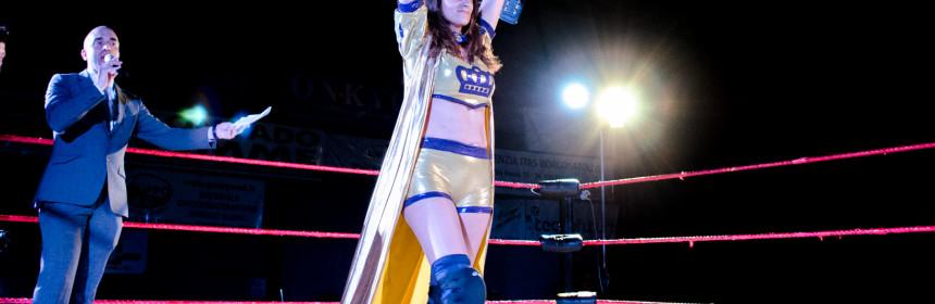 Queen Maya doppio titolo