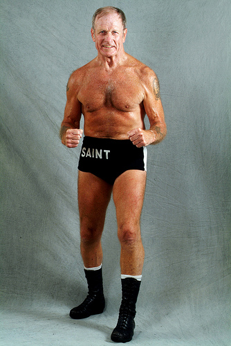 Johnny Saint