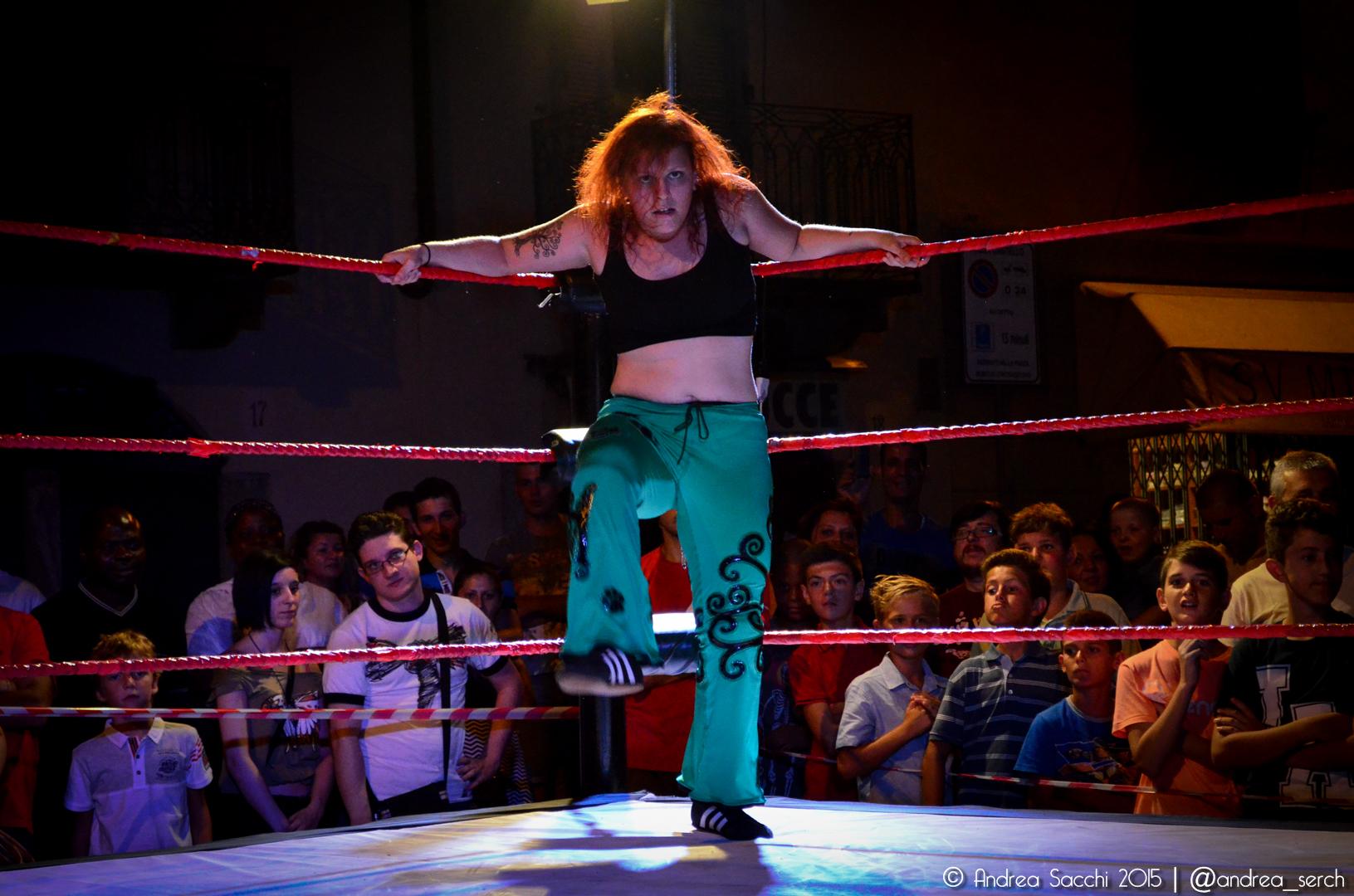 Irene, con la sua ritrovata sicurezza, ha lanciato una sfida aperta alla Regina del Ring, Queen Maya