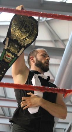 Alessandro Corleone ritrova il suo titolo di Campione Interregionale