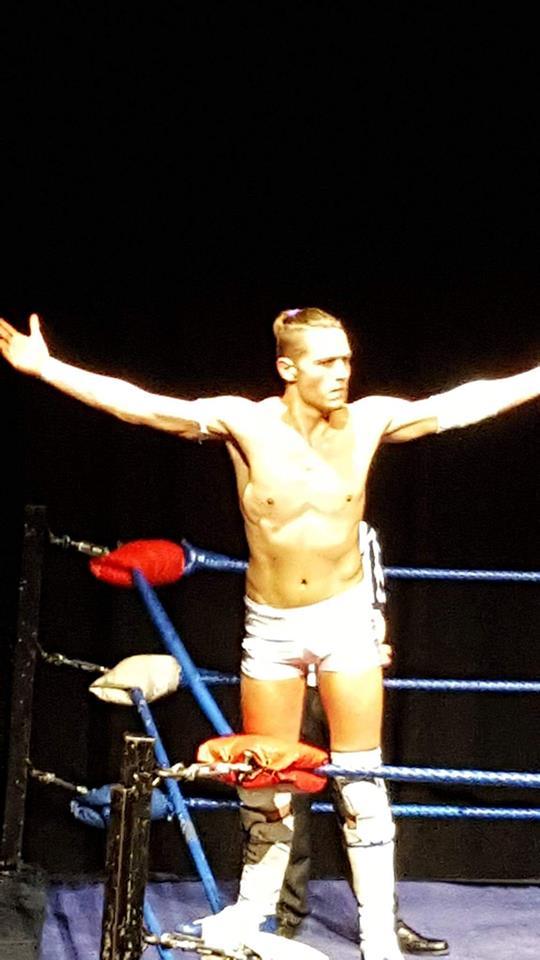 Nico Narciso sarà, insieme a Blackford, uno dei due Wrestler BWT a fare il suo debutto nella Italian Championship Wrestling