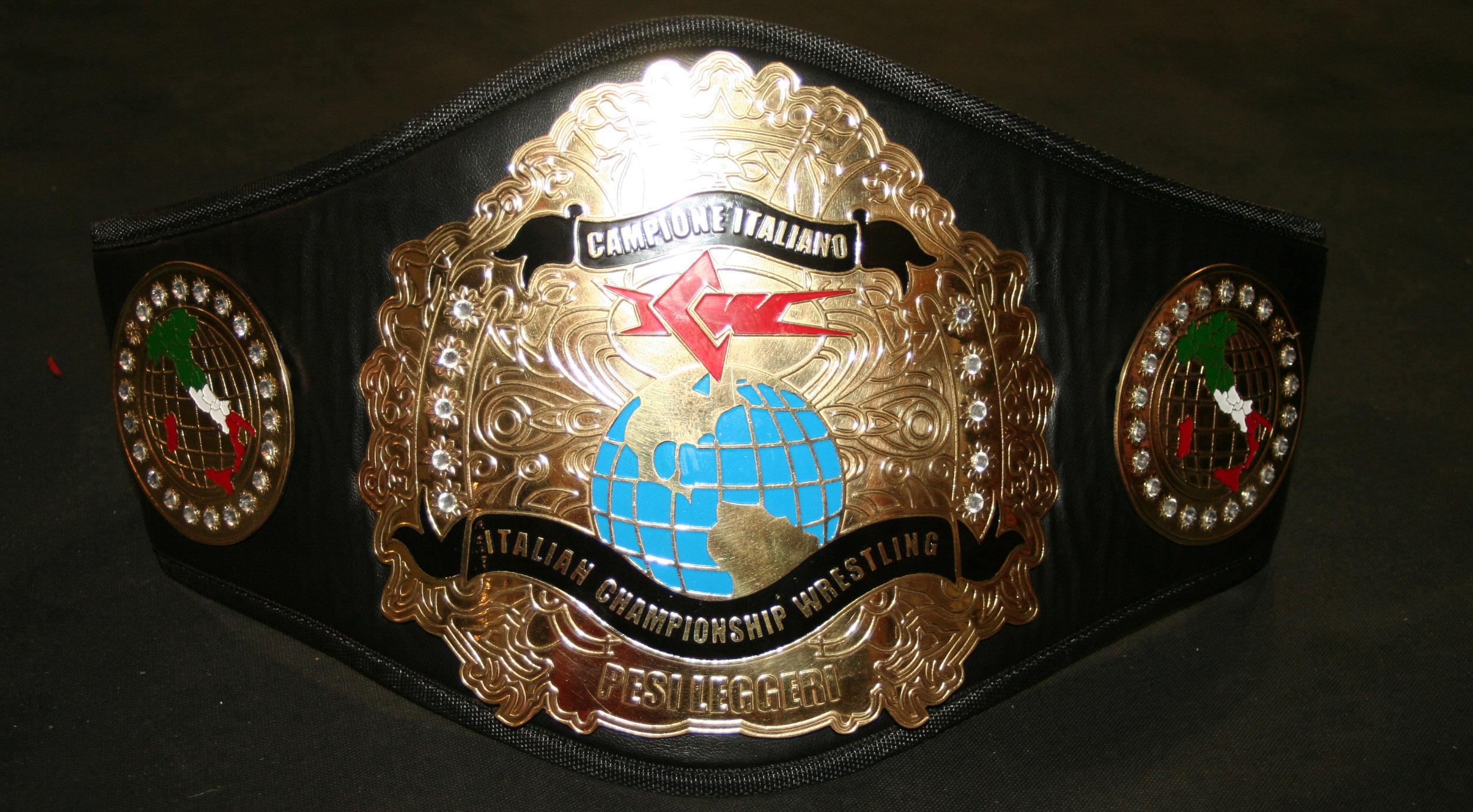 Istituita la ICW Cartoomics Cruiserweight Cup