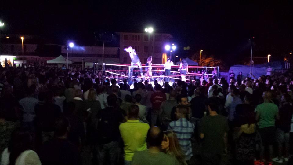 Le Stelle ICW brillano nella Notte di Lodi: i risultati del Weekend