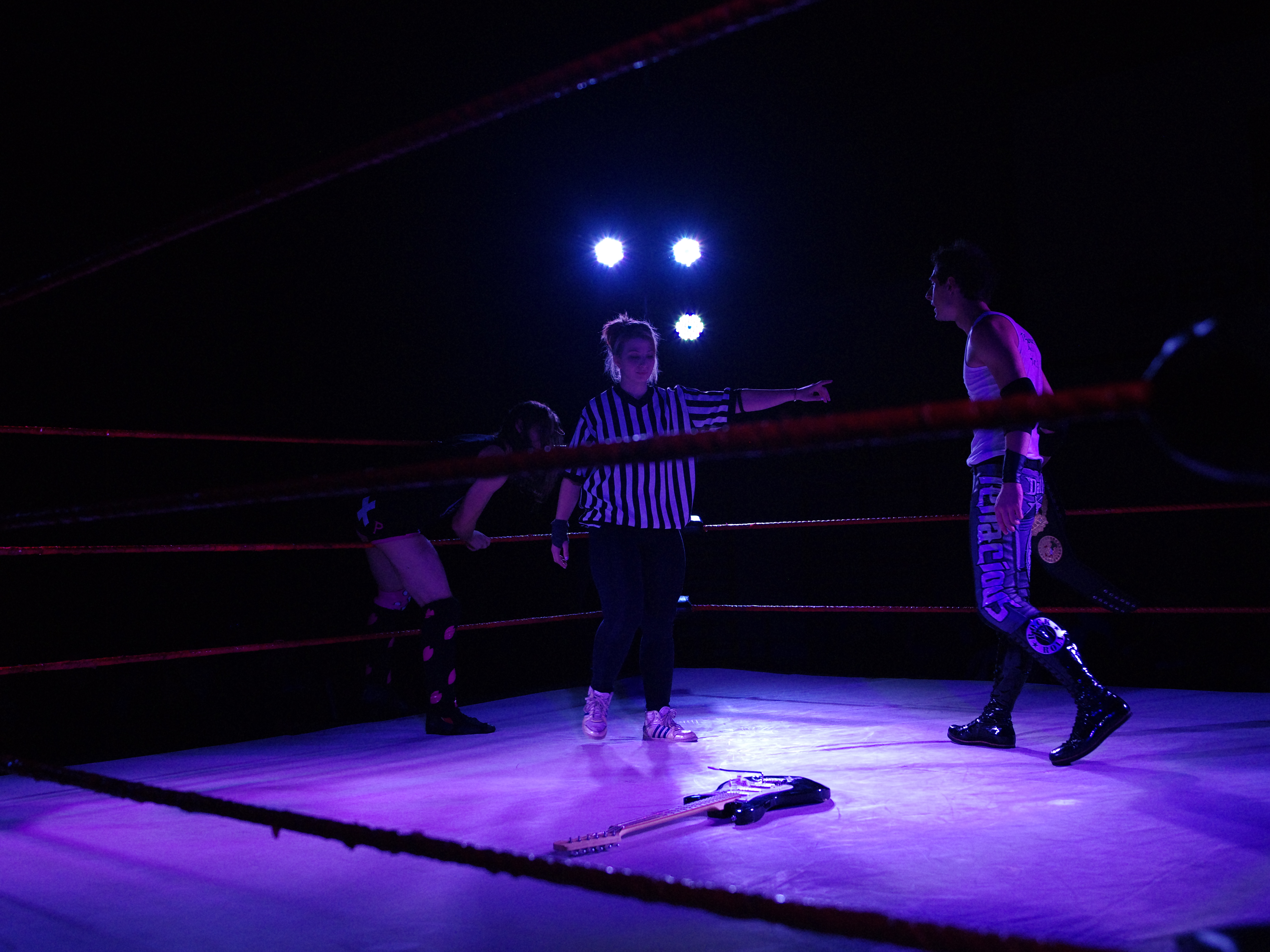 La rivalità tra Max Peach e Tenacious Dalla infiamma i ring Italiani da Vae Victis