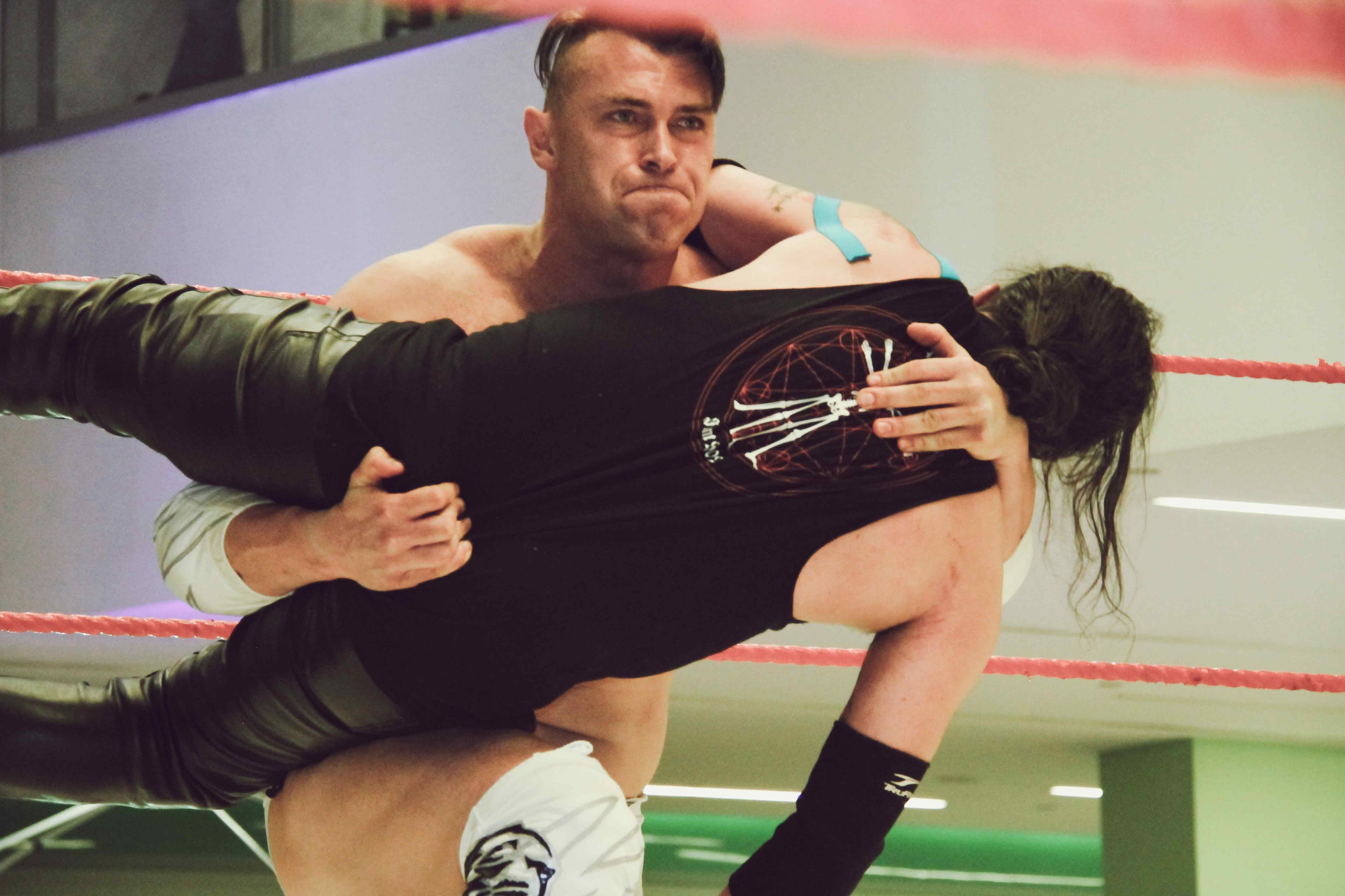 Il Grande Wrestling ICW conquista il Move In! I Risultati di ICW WrestleFest 2018