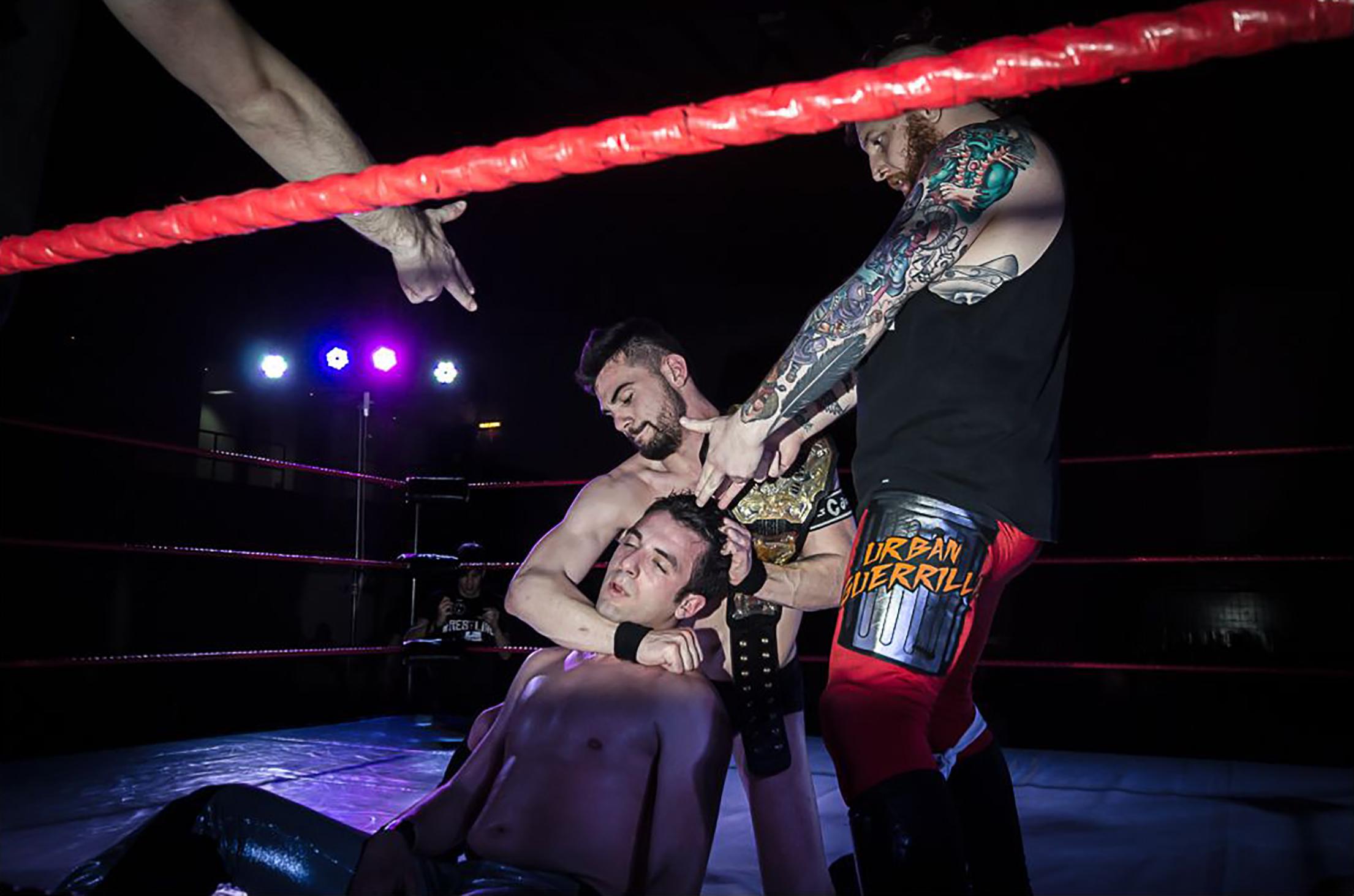 Nick Lenders strappa il Titolo a Manero! Tutti i Risultati di ICW WrestleRama 2018