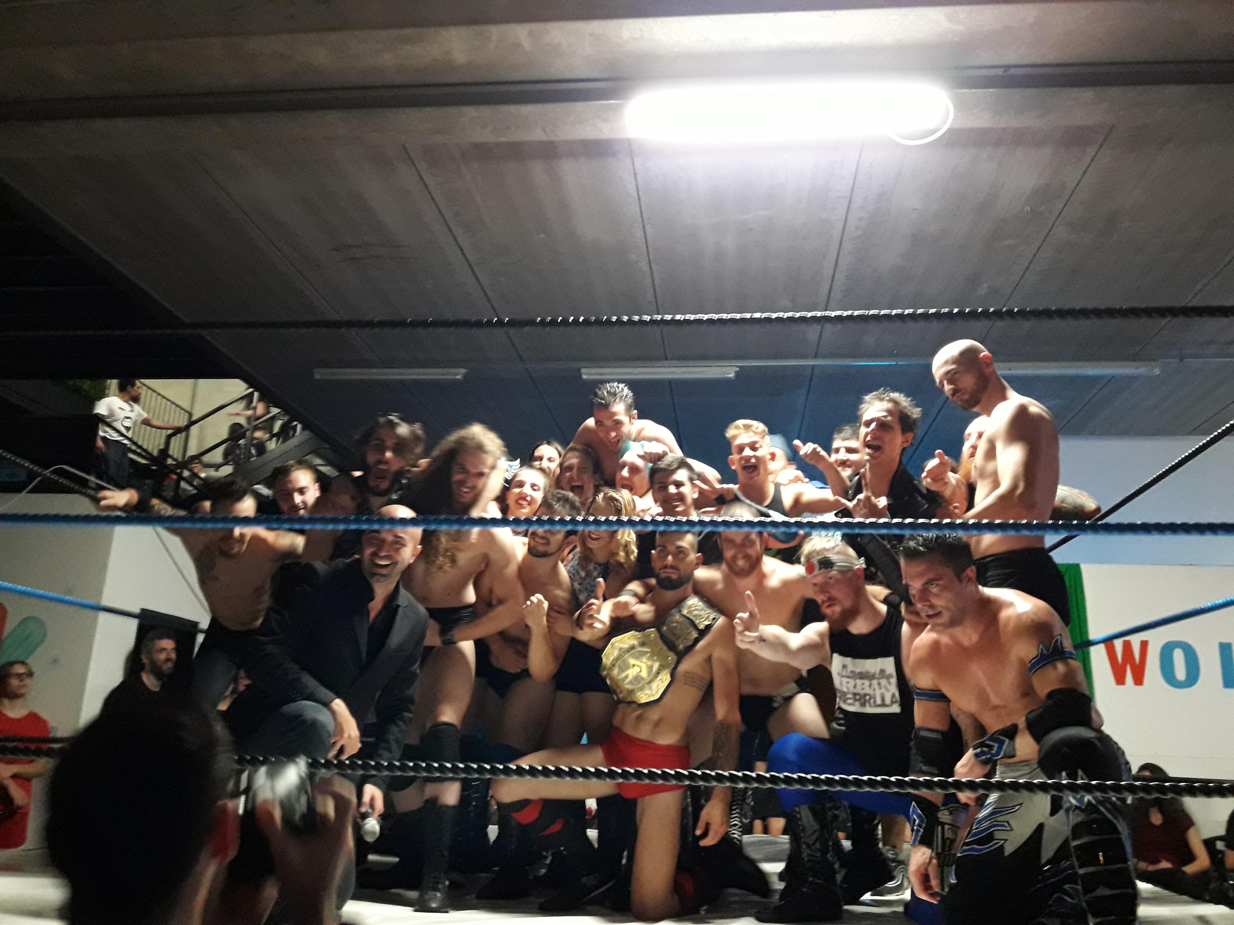 Una serata storica! Tutti i risultati del primo ICW Fight Forever!
