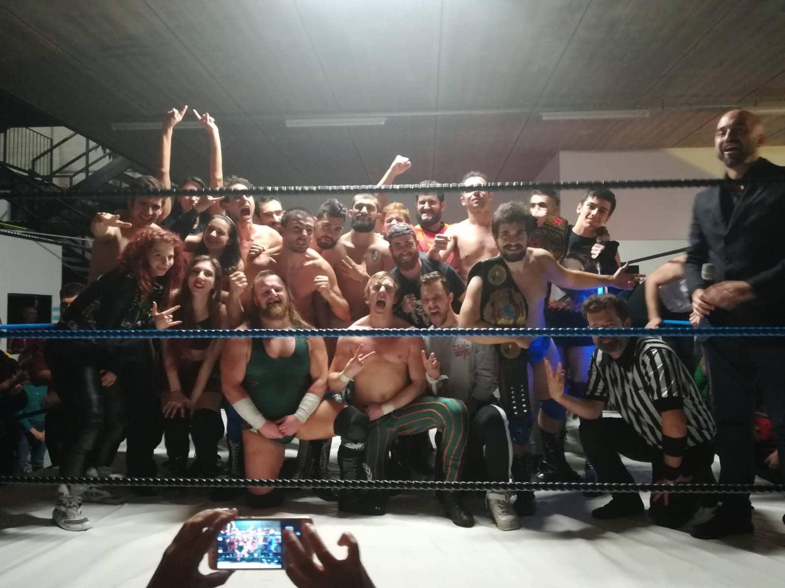 Evento da 198 e Lode! Tutti i risultati di ICW Fight Forever #3