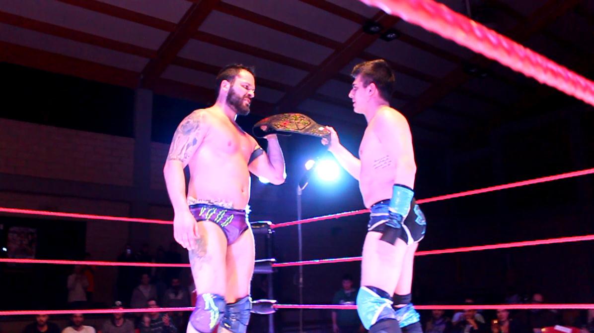 Lupo torna a sorpresa a ICW Fight Forever #5 e affronta Eron Sky! Tutti i Risultati dell'Evento