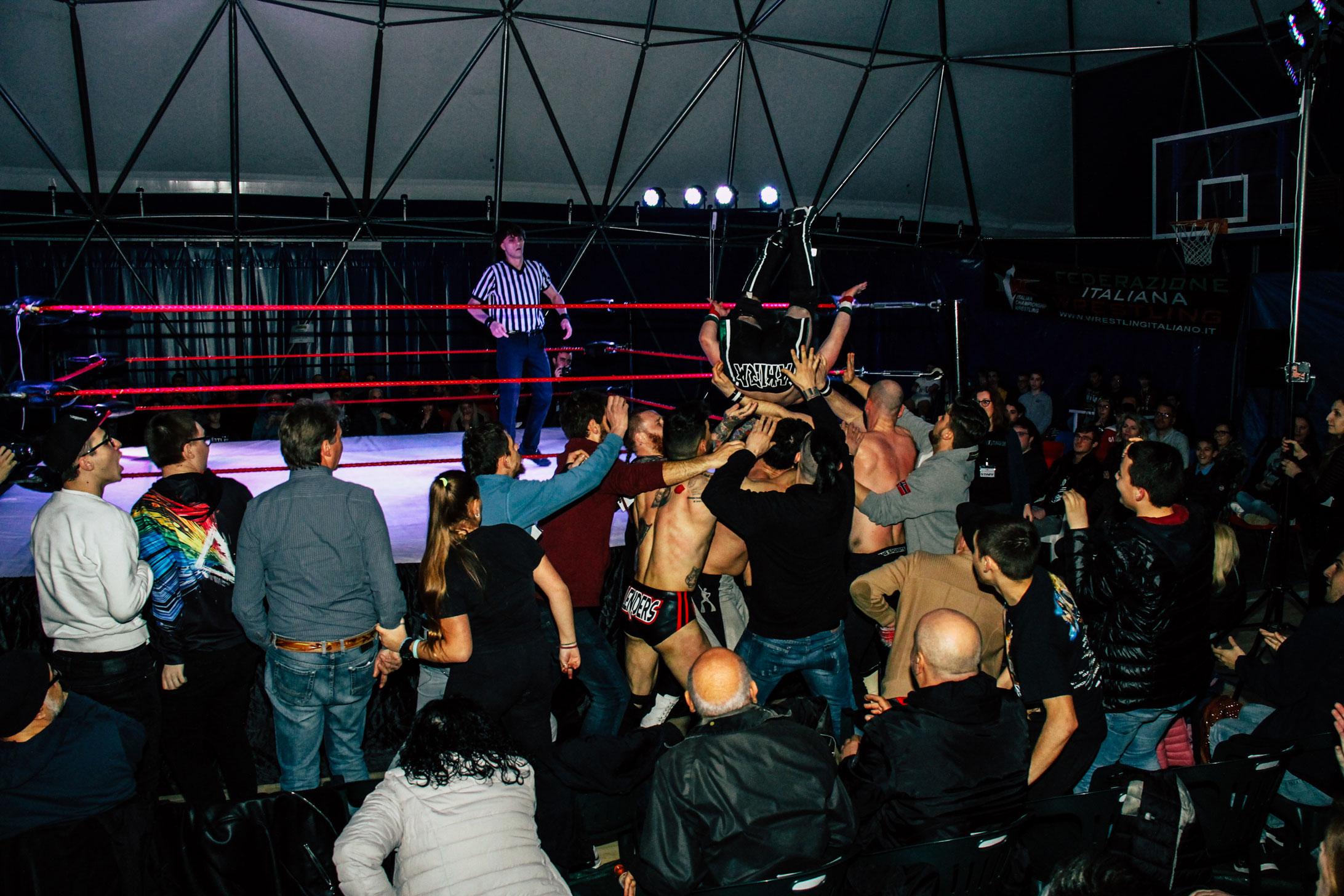 Spettacolare debutto per la ICW ad Assago! Tutti i risultati di ICW WrestleRama 2019