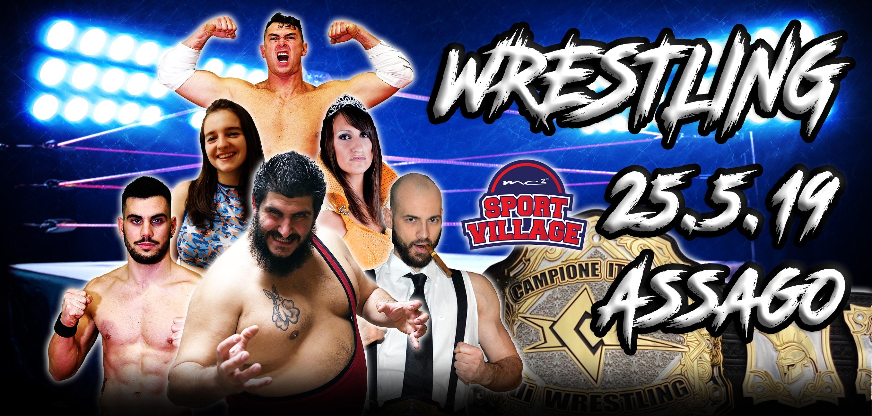 Sabato 25 Maggio I Campioni del Wrestling tornano ad Assago (Milano) per ICW Total Destruction!
