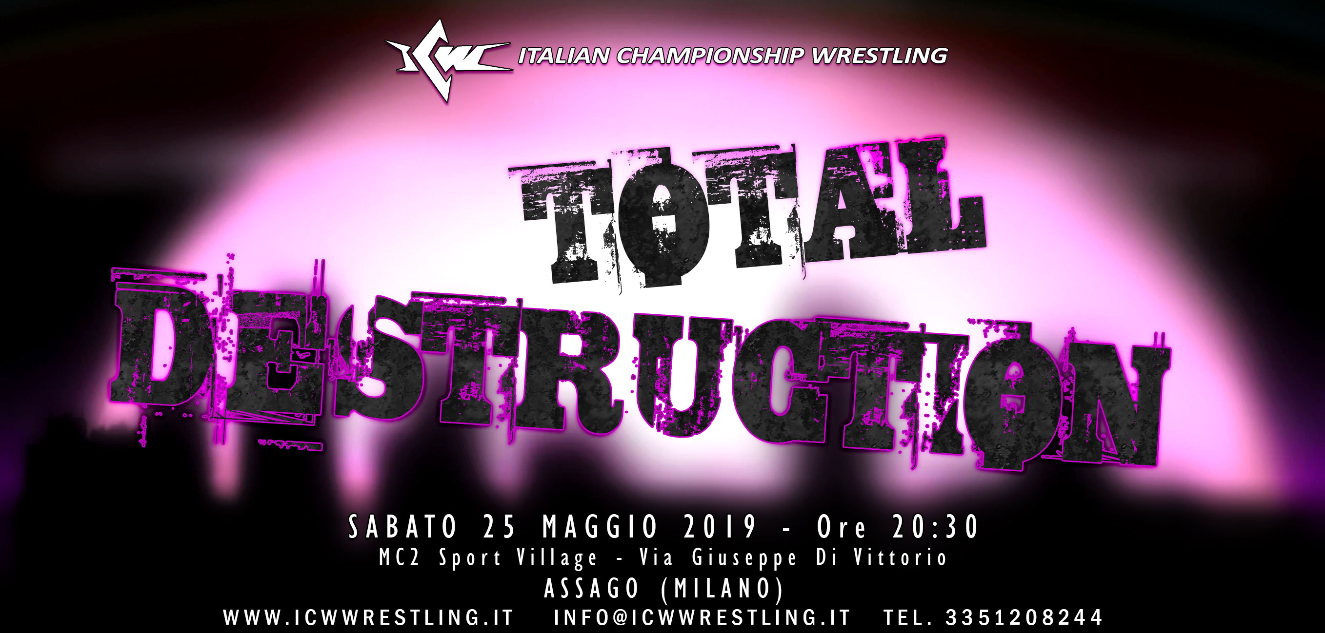 Assalto ad Assago! I Risultati di ICW Total Destruction 2019