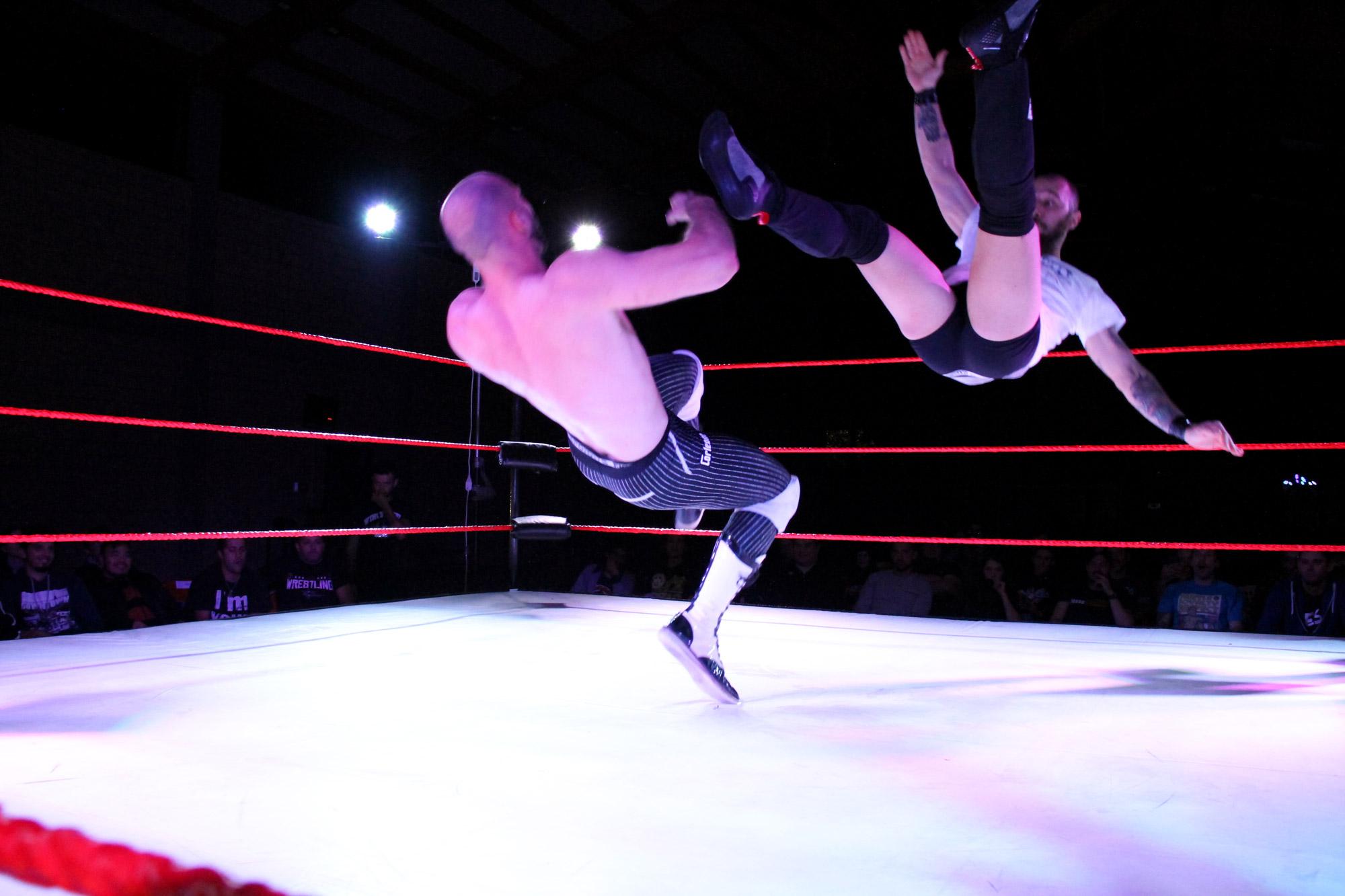 Il Grande Wrestling torna ad Assago (Milano) con la ICW il 30 novembre!