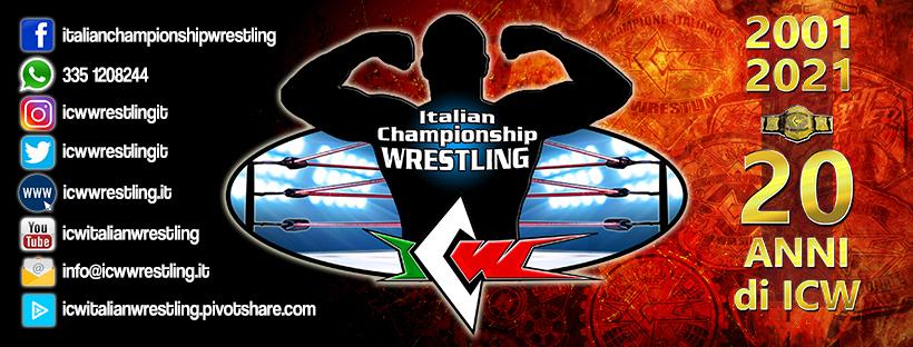 20 anni di ICW: il Wrestling Italiano compie due decadi